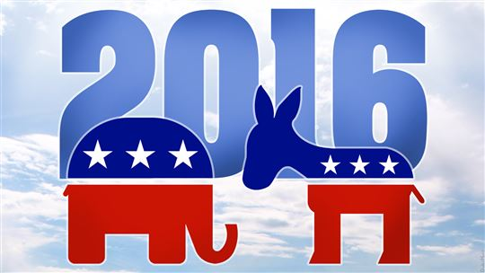 2016 presidential election. Photo/Flickr