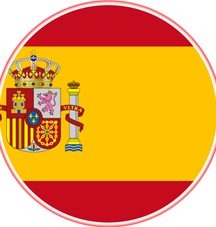 Spanish Flag. Creative Commons CC0
