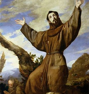 St. Francis of Assisi by Jusepe de Ribera