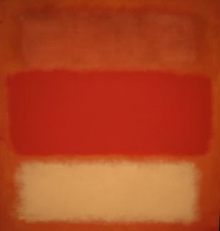'Light Cloud, Dark Cloud' by Mark Rothko via Flickr