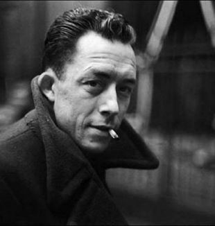 Albert Camus. Wikimedia Commons