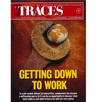 January 2012 Traces Cover