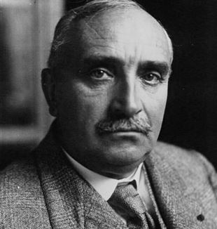 Playwright Paul Claudel. Wikimedia Commons