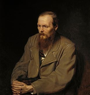 Russian Author Fyodor Dostoevsky. Wikimedia Commons