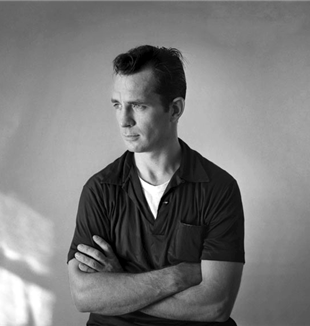 Author Jack Kerouac. Photographer Tom Palumbo via Wikimedia Commons