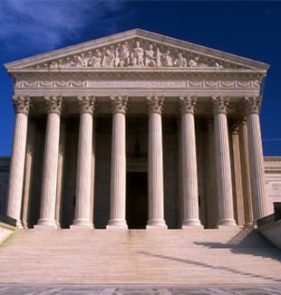 United States Supreme Court Building. Photo by Jeff Kubina via Wikimedia Commons
