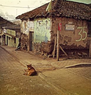 A Village in Ecuador. Creative Commons CC0