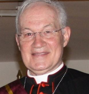 Cardinal Marc Ouellet. Wikimedia Commons
