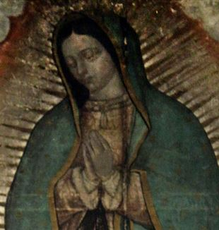 Our Lady of Guadalupe. Wikimedia Commons