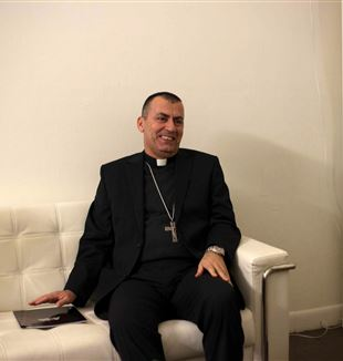 Archbishop Amel Shamon Nona. Photo by Emily Marsolek