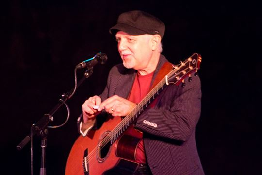 Phil Keaggy. Photo by Martin Spriggs via Flickr
