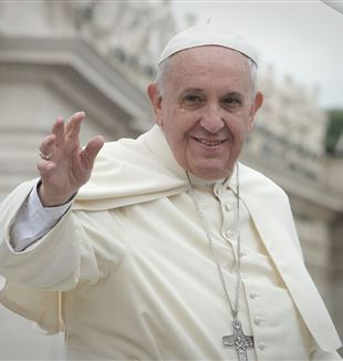 Pope Francis. Wikimedia Commons