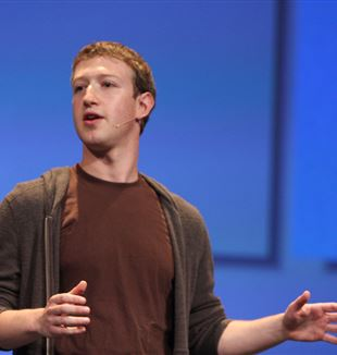 Mark Zuckerberg. Photo by Brian Solis via Flickr