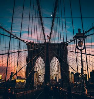 The Brooklyn Bridge. CC0 Creative Commons