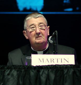 Archbishop Diarmuid Martin. Photo by David Galalis