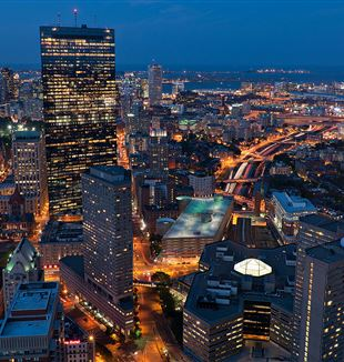 Boston, MA. Wikimedia Commons