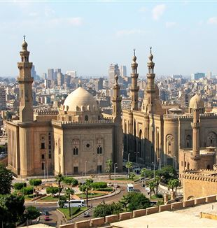 Cairo, Egypt. Creative Commons CC0