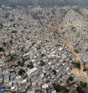 Port Au Prince, Haiti. Wikimedia Commons