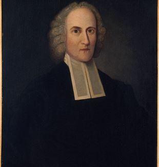 Jonathan Edwards. Wikimedia Commons