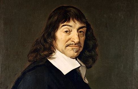 Portrait of René Descartes by Artist Frans Hals. Via Wikimedia Commons
