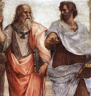 'School of Athens' by Artist Raphael via Wikimedia Commons