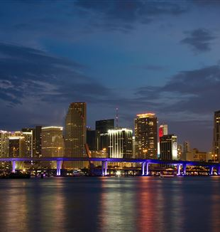 Miami, Florida. Wikimedia Commons