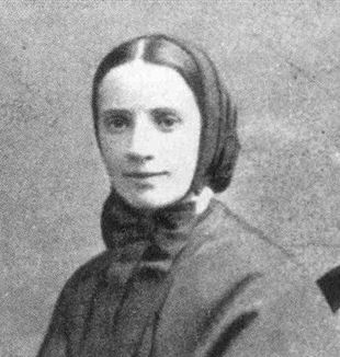 Mother Frances Xavier Cabrini. Via Wikimedia Commons