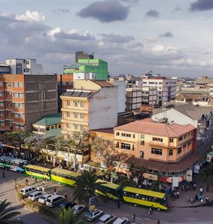 Nairobi, Kenya. Creative Commons CC0