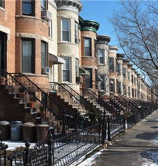 Bay Ridge, Brooklyn. Wikimedia Commons