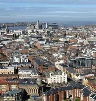 Liverpool, Great Britain. Via Wikimedia Commons
