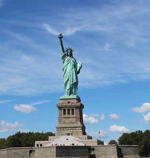 The Statue of Liberty. CC0