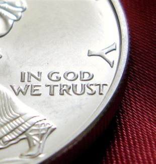 In God We Trust. Photo by Kevin Dooley via Flickr