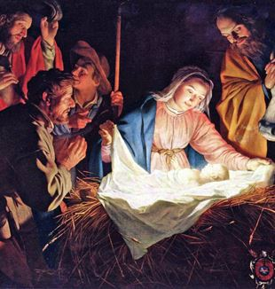 Birth of Jesus. Creative Commons CC0