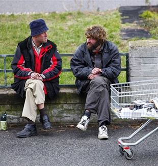 Homeless in Ireland. Creative Commons CC0