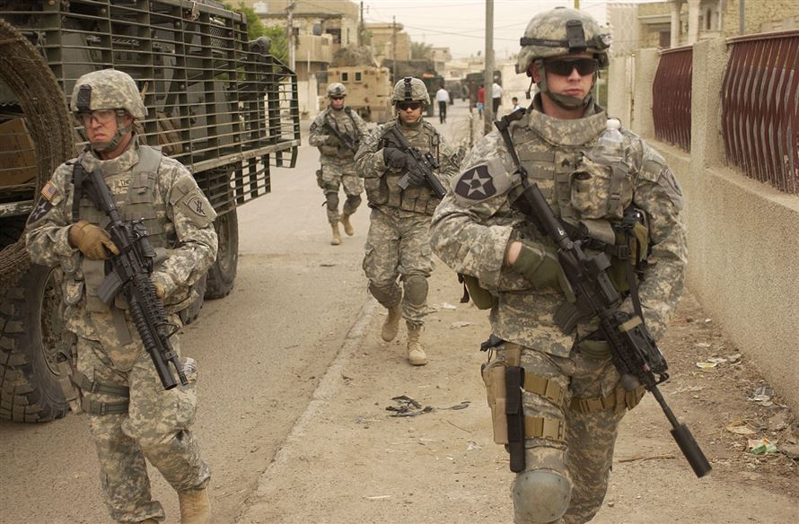 Recruiting Soldiers: A Battle of Life