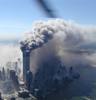 9/11 World Trade Center Attack. Flickr