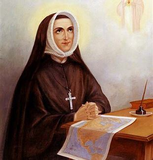 St. Rose Philippine Duchesne. Wikimedia Commons