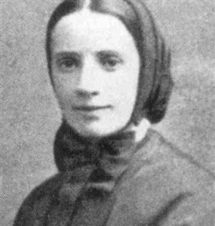 Mother Francesca Cabrini. Wikimedia Commons