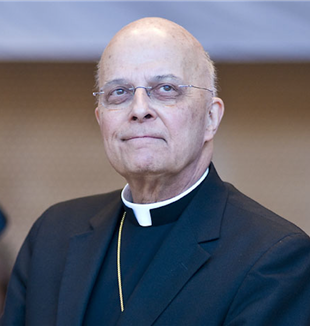Cardinal Francis George. Wikimedia Commons