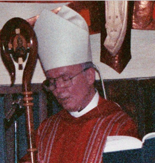 Cardinal Francis Stafford. Wikimedia Commons