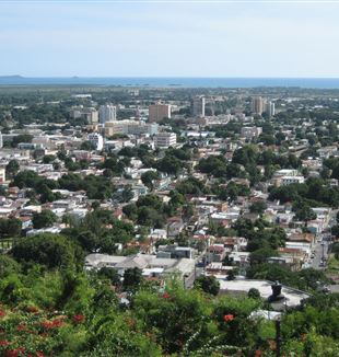 Ponce, Puerto Rico. Wikimedia Commons