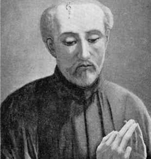 St. Isaac Jogues. Wikimedia Commons