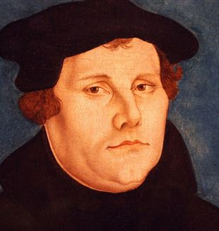 Martin Luther. Wikimedia Commons