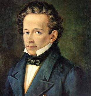 Giacomo Leopardi. Wikimedia Commons