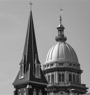 Separation of Church and State. Flickr