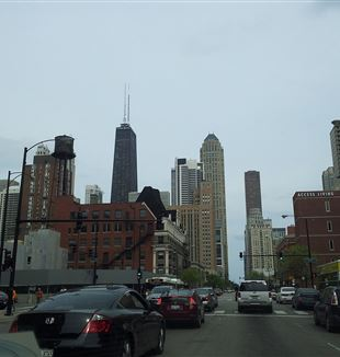 Chicago, IL. Wikimedia Commons