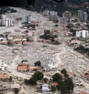 Flood Damage in Venezuela. Wikimedia Commons