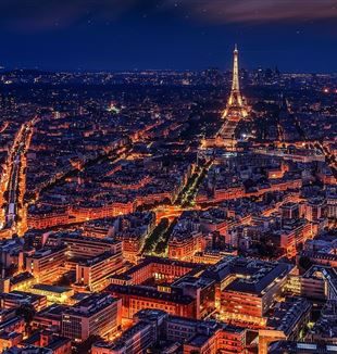 Paris, France. Creative Commons CC0