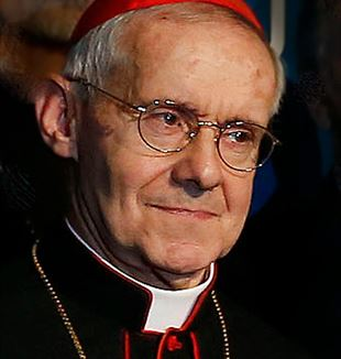 Cardinal Jean-Louis Tauran. Via Wikimedia Commons