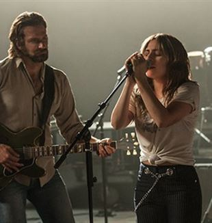 From the film a Star is Born
